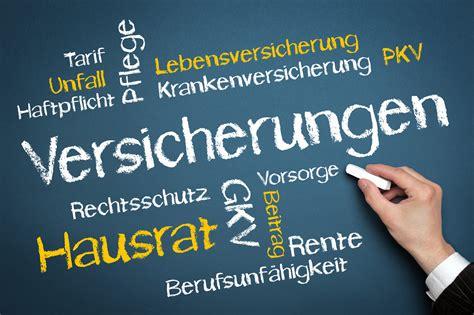 Vorsorge Versicherungen Fuer Studenten Und Azubis by Versicherungen