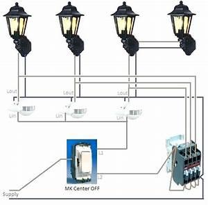 Outdoor Lighting Diagram