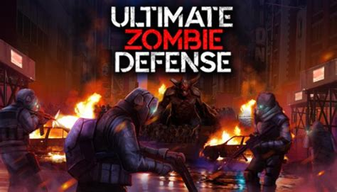 Ultimate Zombie Defense Free Download - TOP PC GAMES