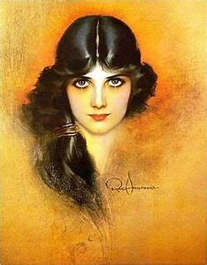 400 best images about Beauty of Rolf Armstrong.. A banquet ...