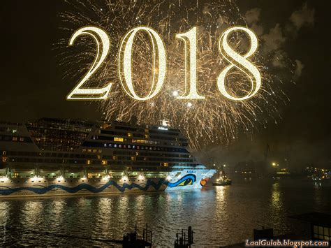 Happy New Year 2018 Wallpapers Hd Free Download