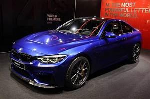 Cs Auto : shanghai 2017 bmw m4 cs gtspirit ~ Gottalentnigeria.com Avis de Voitures