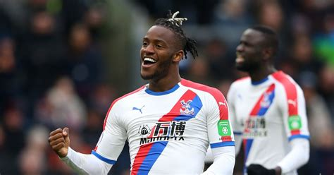 Michy Batshuayi's first words after sealing Crystal Palace ...