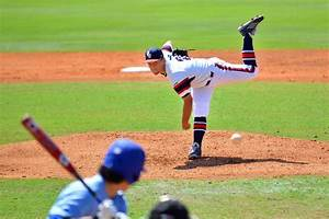 Baseball, Pitchers, Shine, In, Series, Against, Middle, Tennessee, U2013, University, Press