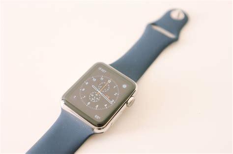 light blue apple watch band hands on replica midnight blue apple watch sport band