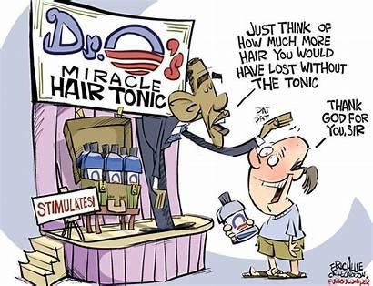 Obama Political Cartoons Eric Allie Barack Cartoon