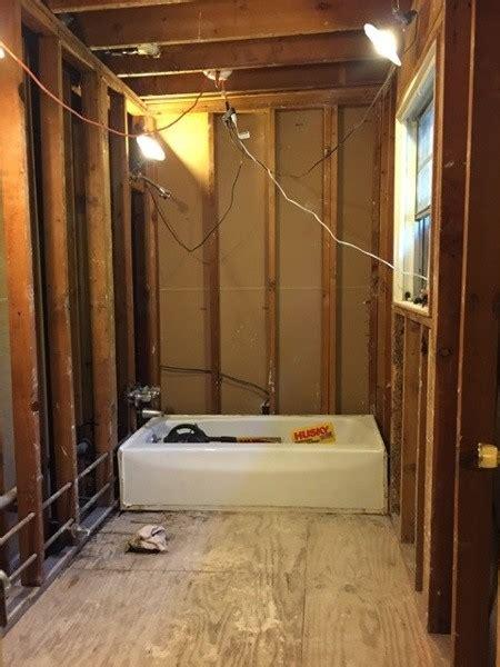 reasons  gut  bathroom   remodel