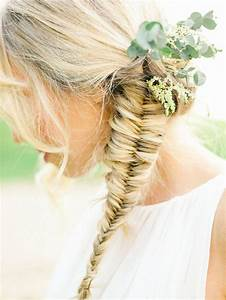 Hair - Fishbone Braid #2046686 - Weddbook