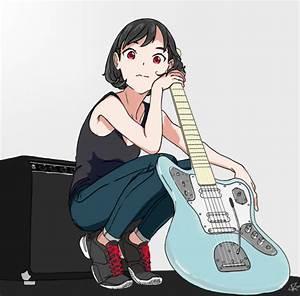 guitar girl | Tumblr