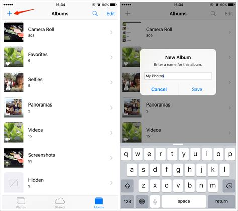 create folder on iphone how to create a folder in photos on iphone