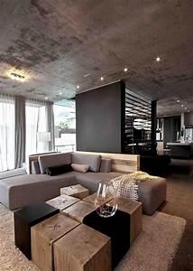 die besten 17 ideen zu couchtisch eiche auf pinterest With markise balkon mit tapeten ideen wohnzimmer grau