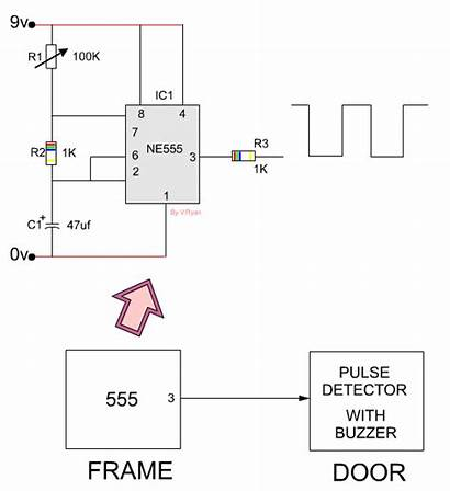 Circuit Pulse Astable Circuits Technologystudent Elec1