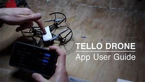 Tello App User Guide