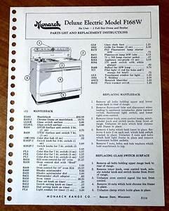 Hastings Wiring Diagrams : monarch deluxe electric range model f168w six unit with ~ A.2002-acura-tl-radio.info Haus und Dekorationen