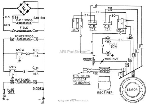 generator wiring diagram and electrical schematics generator wiring diagram and electrical schematics