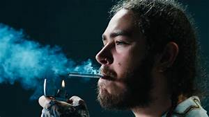 Watch Post Malone Hit A Beer Bong In His 39Congratulations