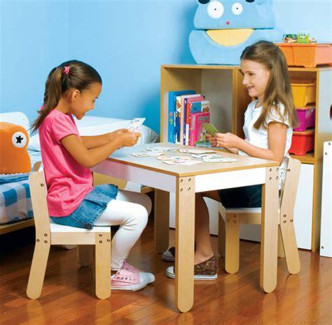 amazon com p kolino little one s table and chairs orange