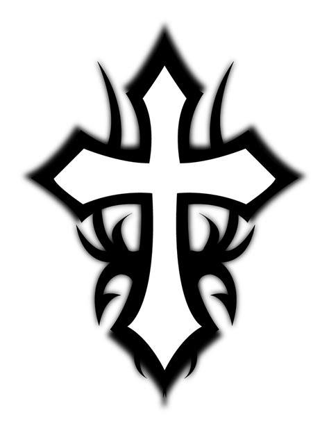 Tribal + Cross tattoo design | John Duncan | Flickr