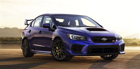 Subaru The by 2017 Subaru Wrx Update Revealed In The Usa Photos 1 Of 9