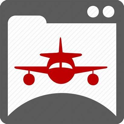 Landing Icon Plane Website Icons Editor Open