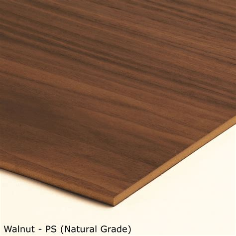 mdf core plywood  face   walzcraft