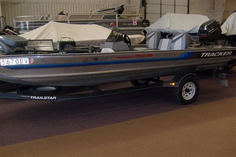 2002 Bass Tracker Boat Value by 1994 Tracker Boats Pro 18 For Sale In Lynwood Il