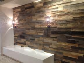 faux wood walls reclaimed wood paneling sustainable lumber company