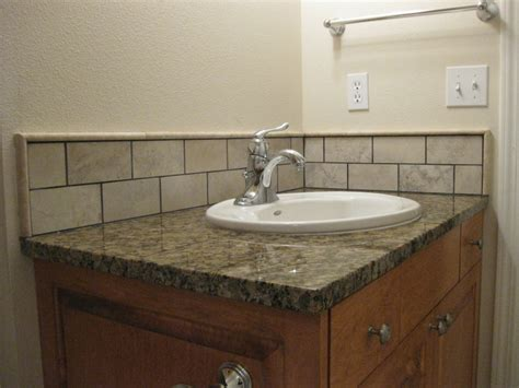 bathroom tile backsplash ideas bathroom sink backsplash ideas city gate road bathroom sink backsplash in home interior