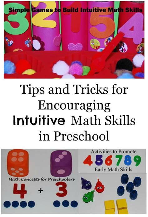 508 best math activities for preschool and kindergarten 718 | 65dddb624696a71d086eedc5ff4a5d3c subitizing numeracy