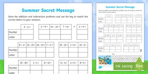 message math worksheet answers promotiontablecovers