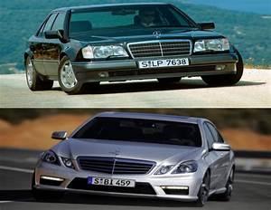 Mercedes Gap : generation gap mercedes benz 500e vs e63 amg sub5zero ~ Gottalentnigeria.com Avis de Voitures