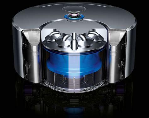Dyson Robot Vacuum Cleaner 360 Eye