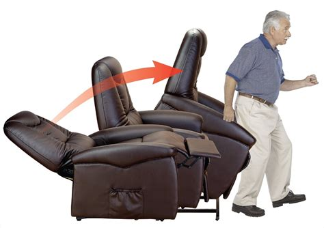 3 way massaging recliner with power lift