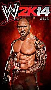 Batista - WWE 2K14 by AnuragS13 on DeviantArt