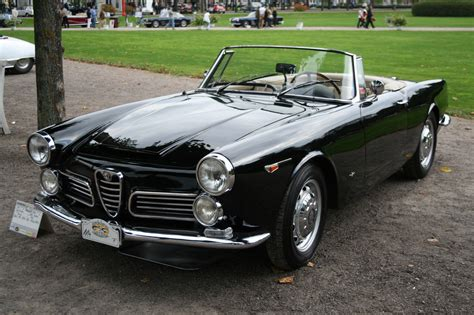 Alfa Romeo 2600 Spider by 1962 Alfa Romeo 2600 Spider Related Infomation