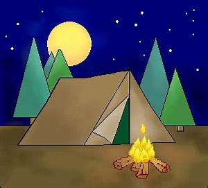 Free Camping Clipart Pictures - Clipartix