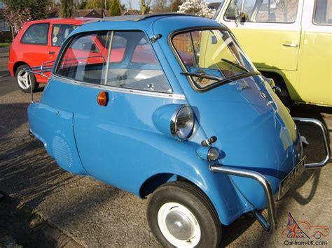 For Sale Ebay by Bmw Isetta Car