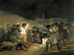 francisco goya paintings from the famous spanish artist