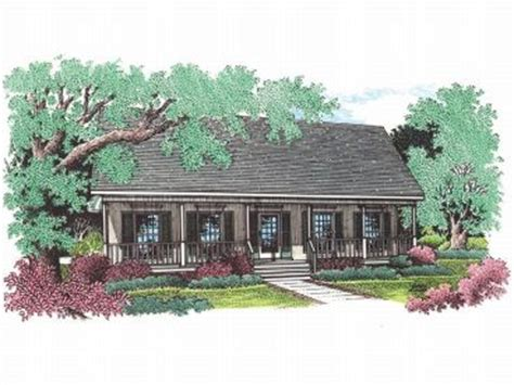 1 house plans with wrap around porch southern house plans the house plan shop