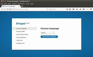 How To Install Drupal 8 On CentOS 7