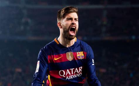 Real Madrid vs FC Barcelona: Piqué entrena al parejo a dos ...