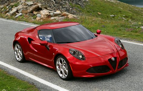 Alfa Romeo 4c Cost 7 Widescreen Car Wallpaper