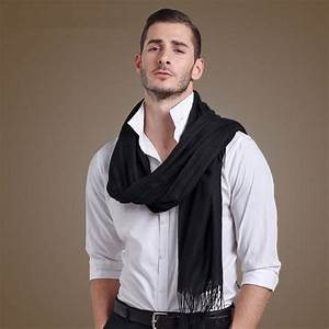 Men's Winter Fashion Scarf: What should you be wearing ...