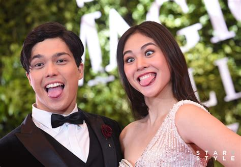 janella salvador gown star magic ball the most adorable moments at star magic ball 2017 star