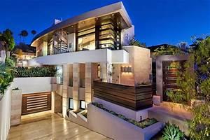 Stunning, Luxury, Contemporary, Modern, Custom, Home, In, La