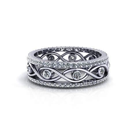 Infinity Eternity Wedding Ring  Jewelry Designs. Audrey Wedding Rings. Spec Engagement Rings. Friendship Rings. Blood Diamond Engagement Rings. Design Rings. Bling Wedding Rings. Flower Design Engagement Rings. Minimal Engagement Rings
