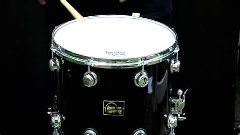 parade  marching snare drum    pure birch youtube