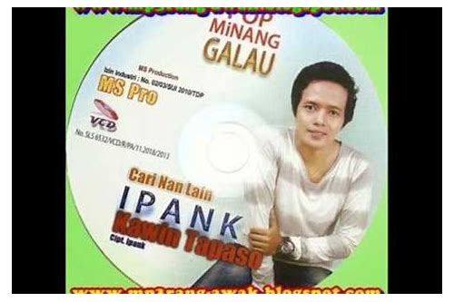 download mp3 gratis minang pop