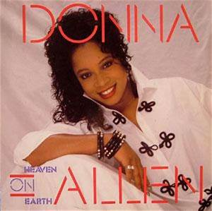Bcm My Chart Album Donna Allen Heaven On Earth Oceana Records