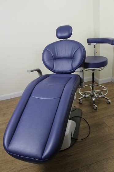 Dental Chair Upholstery by Vinyl Tech Dental Chair Upholstery
